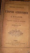 FERNIG **** Correspondance inédite de Mademoiselle + billet