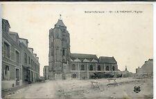 CP 76 SEINE-MARITIME - Le Tréport - L'Eglise