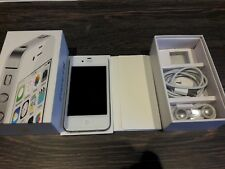 Apple iPhone 4s white greyed out cannot connect to wifi  mint condition