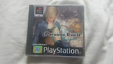 Parásito Eve II 2 Sony Playstation Game PS1 Nuevo Sellado