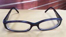 Prada Glasses VPR 08F 52-17 2BN 1O1 130