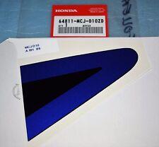 autocollant flanc droit HONDA CBR 900 RR FIREBLADE 2003 64811-MCJ-D10ZD