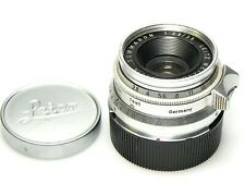 Leica Summaron 35mm F/2.8 Chrome f. Leica M