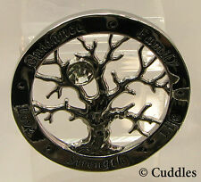 Tree Of Life Charm Token Necklace Family Guidance Love Life Ganz Metal Small New