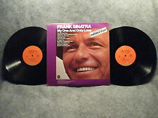33 RPM LP (2) Record Set Frank Sinatra My One & Only Love Capitol STBB-500724