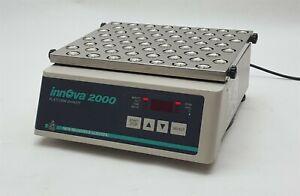 "New Brunswick Innova 2000 Orbital Lab Digital Shaker 13""x11"" Platform 25-500RPM"