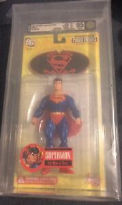 AFA Graded Public Enemies Superman 95 Action Figure