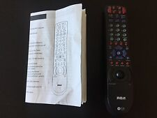 RCA RTB100 TV StarSight Universal Remote Control w/Instructions  Works