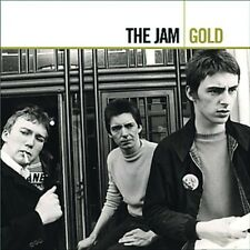 THE JAM 'GOLD' 2 CD NEW+ ALLE HITS!!!!!!!!!!!
