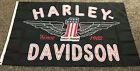 HARLEY DAVIDSON 3x5' #1 Flag NEW! Man Cave Garage Shop