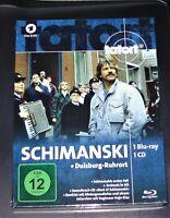 Schimanski Duisburg Ruhrort Limitée Digibook Édition blu ray + CD Neuf & Ovp