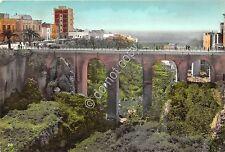 Cartolina Massafra Ponte e Burrone S.