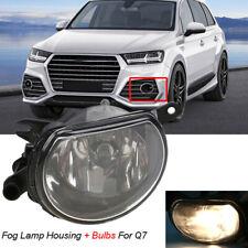 For AUDI Q7 10-15 4L0941699A Front Left Driver Side Halogen Fog Light Fog Lamp