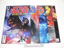 Star Wars Darth Vader And Ghost Prison #1-5 Comic Lot Dark Horse 2012 2 3 4 RARE