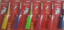 REDHEADS REFILLABLE GASMATCH LIGHTER~BBQ'S~GAS KITCHEN STOVE~FIRES~HEATERS~NEW
