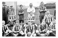 pt6105 - Walkern Football Team 1911-12 , Yorkshire - photo 6x4