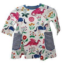 Ex Mini Boden Tunic Dress in Dragons and Castles Design 3 4 5 6 7 LOW STOCK NEW