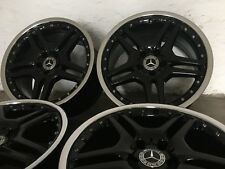 "AMG Felgen 19 "" Mercedes W211 R129 R230 W219 W218 SL65 E63 E55 C55 CLS63 C SLK"