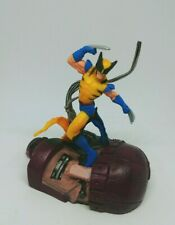MARVEL HEROES FIGURE FACTORY BUILD WOLVERINE