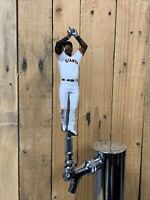 San Francisco Giants Beer Keg Tap Handle MLB BASEBALL Barry Bonds Pointing