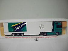 Tekno 1:50 Scale Mercedes-Benz Actros & Refridgerated Trailer Diecast Model