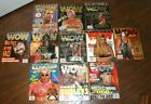 +WRESTLING+MAGAZINES+VINTAGE+WORLD+OF+WRESTLING+WOW+LOT+OF+11+SPECIAL+ISSUES