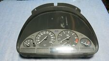 BMW 5er E39 - TACHO KOMBIINSTRUMENT SPEEDOMETER CLUSTER 8375669 62118375669