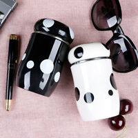 Vacuum Cup Mushroom Thermal Mug Female Cute Mini Portable Thermos Cup Insulated