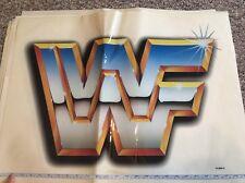 Arcade WWF Vinyl Sticker Decal Graphics Logo Art 27 X 20 WrestleMania  31-2307-4