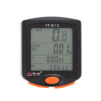 Cycling Bike Bicycle 24 functions LCD Computer Odometer Speedometer Backlight