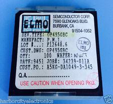 OP495GBC PMI  QUAD OP-AMP 300 uV OFFSET MAX 0.075 MHz BAND BICMOS 110 dB 100/ps