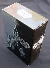 STAR WARS TRILOGY IV, V & VI + Bonus (2004) 4 DVD Set - THX Digitally Mastered