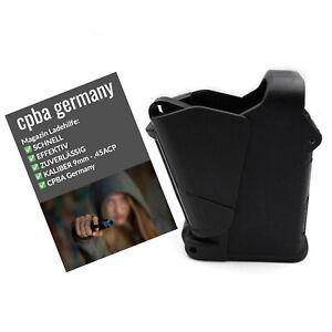 cpba germany   Magazin Ladehilfe   Pistolenmagazin   schnelles aufmunitionieren