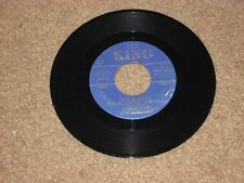 AU HANK BALLARD & THE MIDNIGHTERS THE HOUSE ON THE HILL KING 45 RECORD