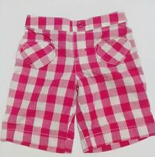 ♥Pre-loved Authentic Jumping beans checkered shorts pink size 4