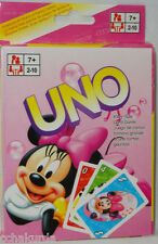 UNO MICKEY MINNIE MOUSE Card Game NEW Toy Family Night