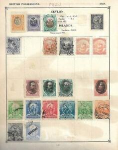 PERU - 1866 - 1987  SELECTION