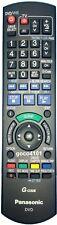 ORIGINAL PANASONIC N2QAYB000136 REMOTE CONTROL DMREZ47V DMREZ48V GENUINE NEW