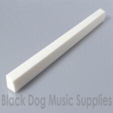 Bone guitar Top Nut / bridge  108mm x 6mm x 9mm blank