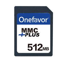 onefavor 512MMC MultiMedia Card Memory Card 13PINS