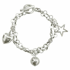 Alloy Love & Hearts Chain/Link Costume Bracelets