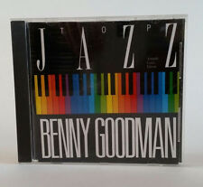 TOP JAZZ Benny Goodman CD ARMANDO CURCIO EDITORE