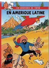 PASTICHE TINTIN -  EN AMÉRIQUE LATINE. Cartonné 52 pages couleurs. Hors Commerce