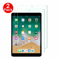 Twin Tempered Glass Screen Protector For Apple iPad 10.2'' 7th Gen 2019