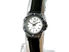 Reloj pulsera Q&Q Quartz 6-968929 WLP Original Outlet funciona