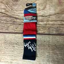 Darn Tough Vermont Unisex Size Large Vertical Wool High Socks Over Calf NEW 1899