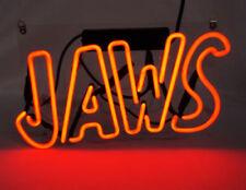 "New Jaws Pub Wall Decor Acrylic Neon Light Sign 14"""