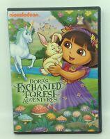Dora the Explorer: Doras Enchanted Forest Adventures (DVD, 2011)