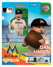 Daren Haren OYO Miami Marlins MLB Mini Figure NEW G4