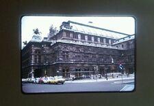 LOT #1 35 MM SLIDES  BUCHAREST ROMANIA 1979 COMMUNIST BUILDINGS PEOPLE STREETS